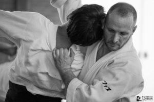 Stephane Goffin aikido irimi nage